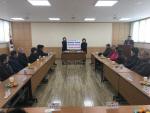 감천문화마을주민협의회 난방비 전달 및 경로당 애로사항 청취