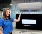 삼성전자 '바람 안나오는' 에어컨 공개 '주목'