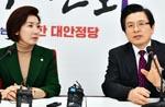 황교안 입당…한국당 전대 판 커진다