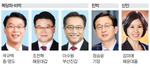 한국당 부산 당협위원장 복당파·비박계 대거 생환