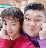 """영화 '언니' 이시영, 강호동과 얼굴 크기 차이.. """"과해요 오빠"""""""