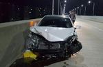 차량 추돌후 도주 20대, 2차 사고로 숨져