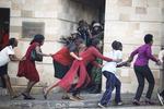 케냐 수도 나이로비 폭탄테러…최소 15명 사망
