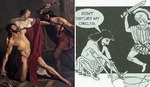[박기철의 낱말로 푸는 인문생태학]<395> 알키비아데스와 아르키메데스: 두 죽음