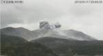 일본 가고시마 인근 화산 폭발 항공편 정상적으로 운행
