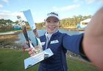 32세8개월…지은희 한국인 최고령 LPGA 우승