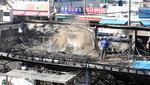 울산시, 농수산물시장 화재 피해 상인들 긴급 지원