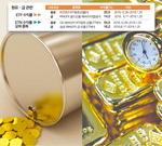 원유·금값 뜀박질, 간접투자상품 짭짤합니다