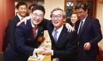 여야 97세대 전재수·김세연 부산현안 협치 '첫발'