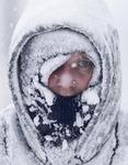 영하 40도의 추위란
