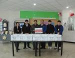 부산경상대학교, 잔메봉사단 설날맞이 봉사활동 시행