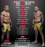 UFC 조제 알도, 헤나토 모이카노와 격돌 페더급 신규 대결