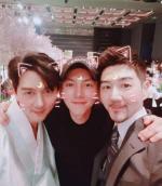 이필모 서수연 결혼식 끝나고 신혼여행은 몰디브, 이필모는 SBS 새 드라마 '해치'에 출연