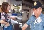 필리핀서 경찰에 푸딩 던진 중국 여대생 추방 절차