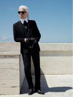 칼 라거펠트 최후의 펜디 컬렉션, 밀라노 패션위크서 공개