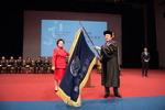 장제국 동서대 총장 취임, '신명문 비전 2030' 밝혀