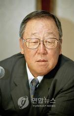 박용곤 두산그룹 명예회장 별세, 향년 87세