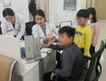 건협 부산검진센터,파랑새지역아동센터 무료 건강검진 실시
