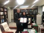 부산외국어대, 동래문화원과 특수외국어 실용강좌 운영 협정 체결