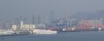 부산항 배출가스 규제해역 지정·노후 컨 차량 출입 제동