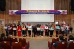부산외국어대, 27개국 304명 신입 외국인 유학생 환영식 개최