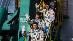 러시아 유인우주선 발사 성공…국제우주정거장 도킹