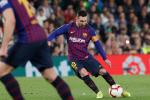 [라리가]FC바르셀로나, 레알 베티스에 2-0 리드 '메시 전반전에만 멀티골'(전반 종료)