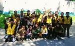사회봉사단체 나원회 회원 23명, 사회복지법인 미애원 방문