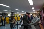 사하구장애인종합복지관 이용자들, 서부산권장애인스포츠센터 방문
