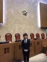 동아대 법대 출신 임종운 동문, 제36회 법원행정고등고시 합격 '낭보'