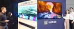 초고화질 TV 주도권 싸움…삼성은 안방, LG는 해외 공략