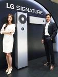 냉난방·제습·가습·공기청정기가 하나로…LG 시그니처 에어컨