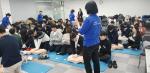 경남정보대학교 총학생회, 단체로 '심폐소생술 BLS 일반인 심화교육' 받아