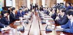 """문재인 대통령 """"북한 비핵화, 막힌 길 뚫고 없는 길 만들겠다"""""""