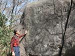 경남 고성서 2.5m 높이 고려 전기 마애약사불 발견