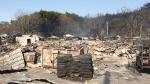 정부, 北과 강원도 산불 현황 공유…연락사무소 채널 가동