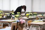 다시 4월…4·16 기억교실 찾은 추모객
