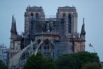 파리 노트르담 대성당 화재 완전 진압, 안전점검 중