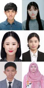 동아대 학생 6명,'2019 GKS 외국인 우수자비 장학생'선발
