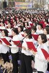 부산 부활절 연합예배, 21일 경성대 운동장서