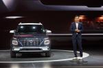 현대자동차, 새 엔트리 SUV '베뉴' 세계 최초 공개