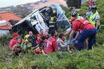 포르투갈 마데이라섬서 관광버스 전복…최소 29명 사망