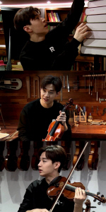 '나 혼자 산다' 헨리 억 소리 나는 바이올린에 감격