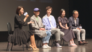 [영상] 부산 관객 웃고 울린 '나의 특별한 형제' 시사회 현장'