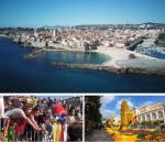 [걸어서 세계속으로] 프랑스 코트다쥐르… 망통·마세나 광장·생폴드방스