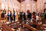 스리랑카 교회·성당·호텔 등 연쇄폭발로 수백 명 사상