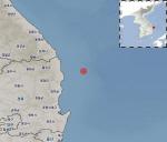 경북 울진 바다 3.8 규모 지진… 이른 아침부터 지진