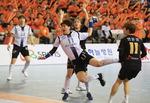 '부벤져스'는 강했다…부산시설공단 여자 핸드볼 정복