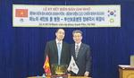 부산보훈병원, 베트남 하노이 세인트폴병원과 양해각서 체결