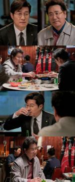 '더뱅커' 김상중과 유동근 껍데기집 회동 뭘까
